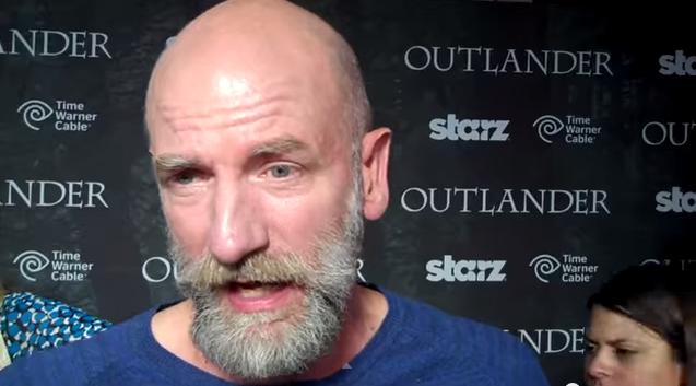 Graham McTavish, San Diego 'Outlander' World Premiere