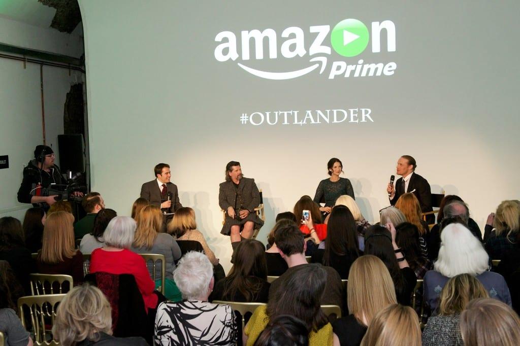 Amazon Prime London Premiere of 'Outlander '