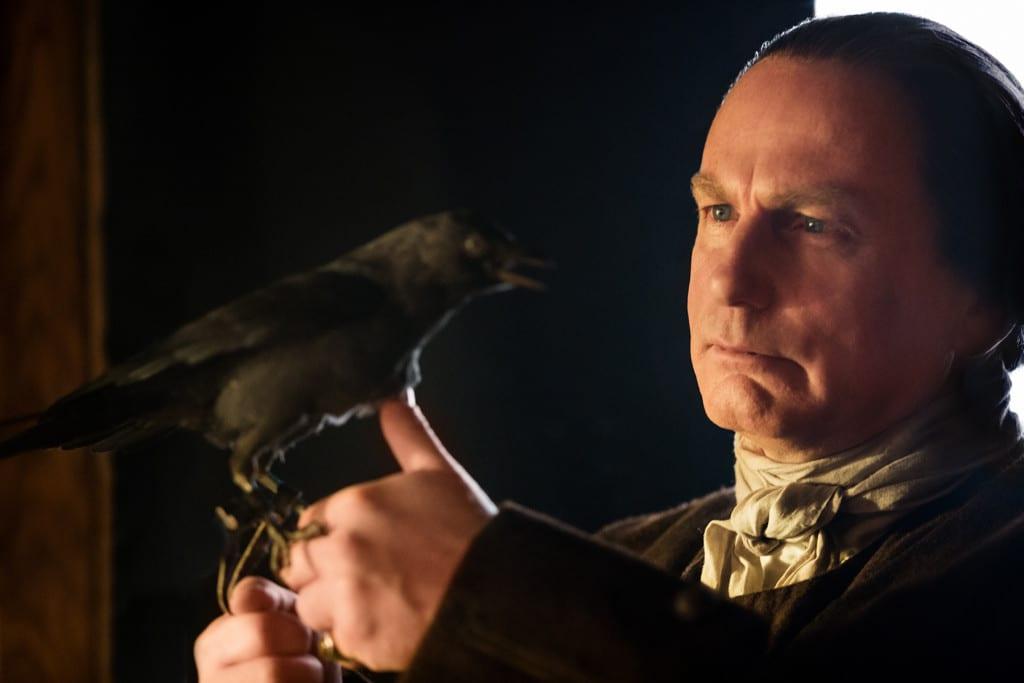 'Outlander' Season 1B, Colum MacKenzie (Gary Lewis)