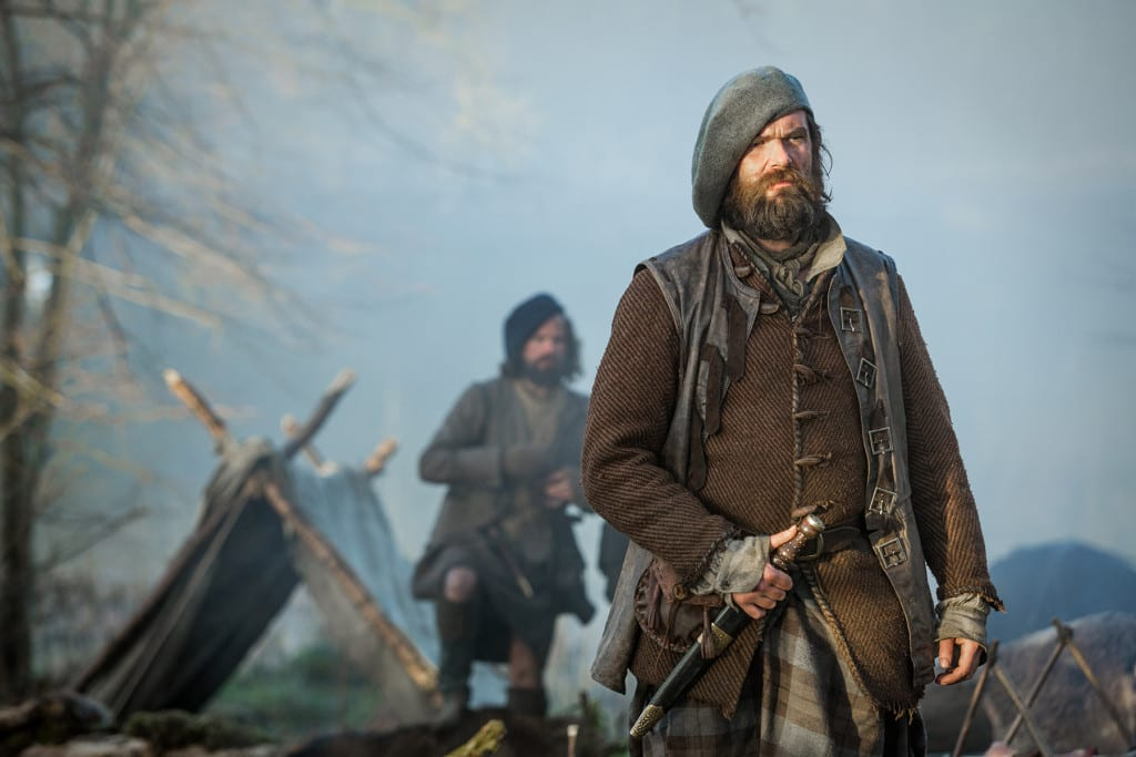 'Outlander' Season 1B, Murtagh Fitzgibbons (Duncan Lacroix)