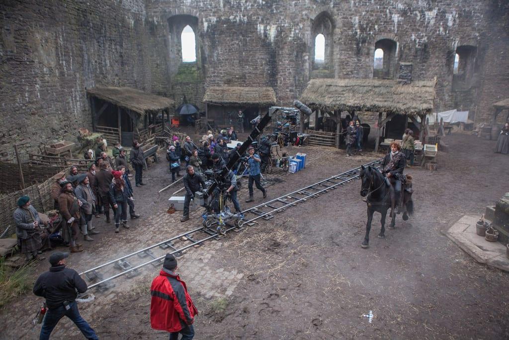 'Outlander' Season 1B  Behind the Scenes