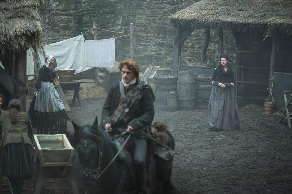 Sam Heughan (Jamie Fraser)