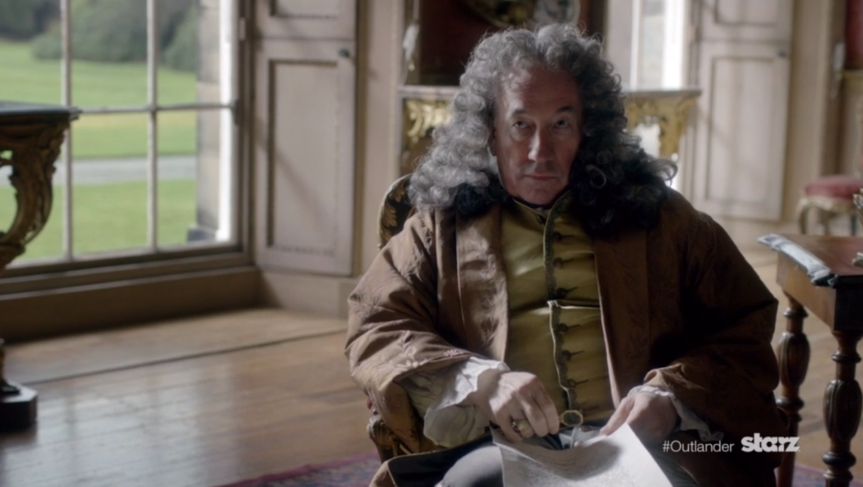 """Previews and official photos of 'Outlander' Episode 110 """"By the Pricking of My Thumbs"""""""