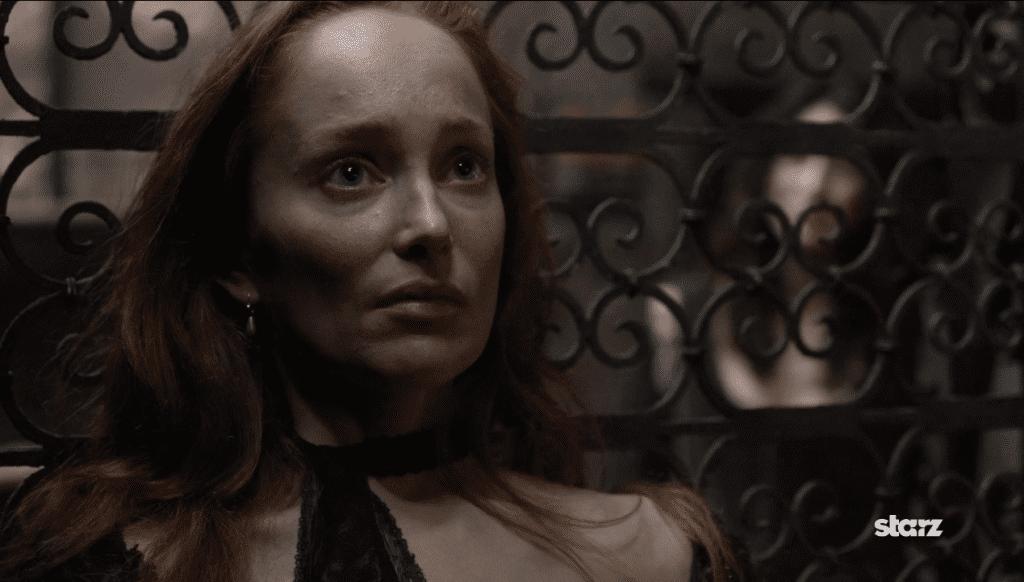 Lotte Verbeek as Geillis Duncan,