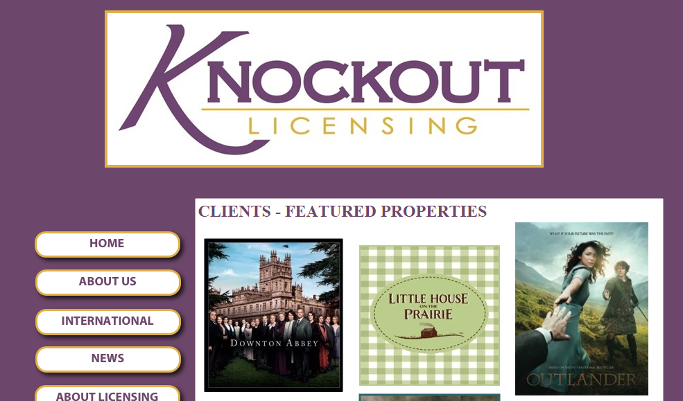 Knockout Licensing: Two more 'Outlander' licensees announced