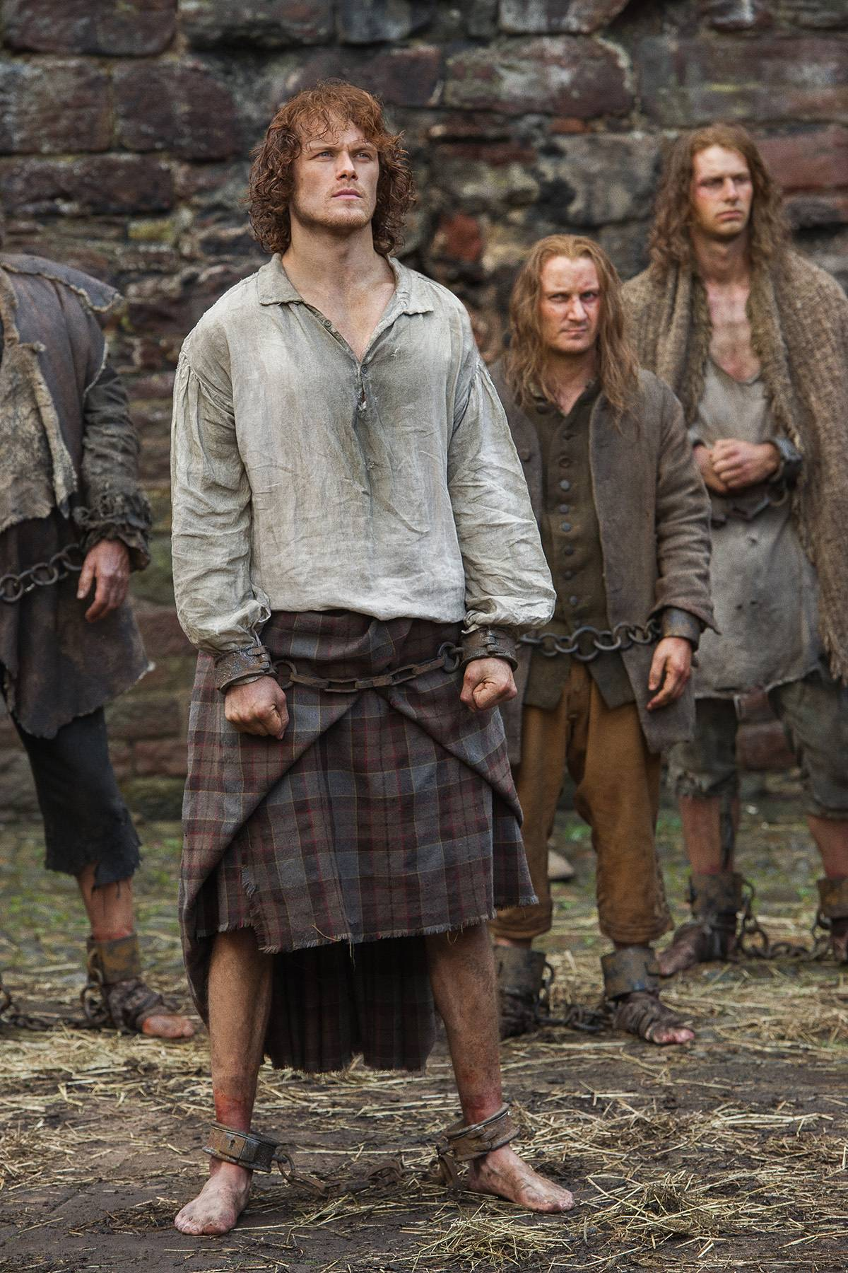 """Previews and official photos of 'Outlander' Episode 115 """"Wentworth"""""""