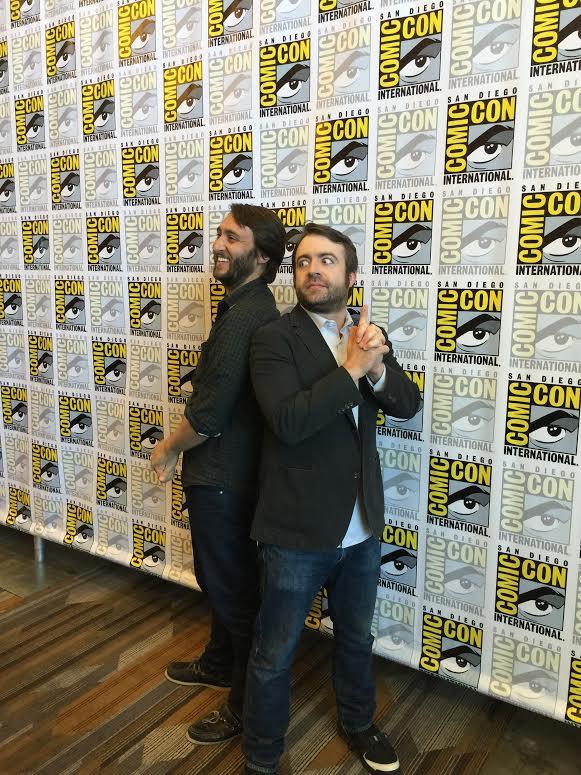 Jeremy Konner and Derek Waters