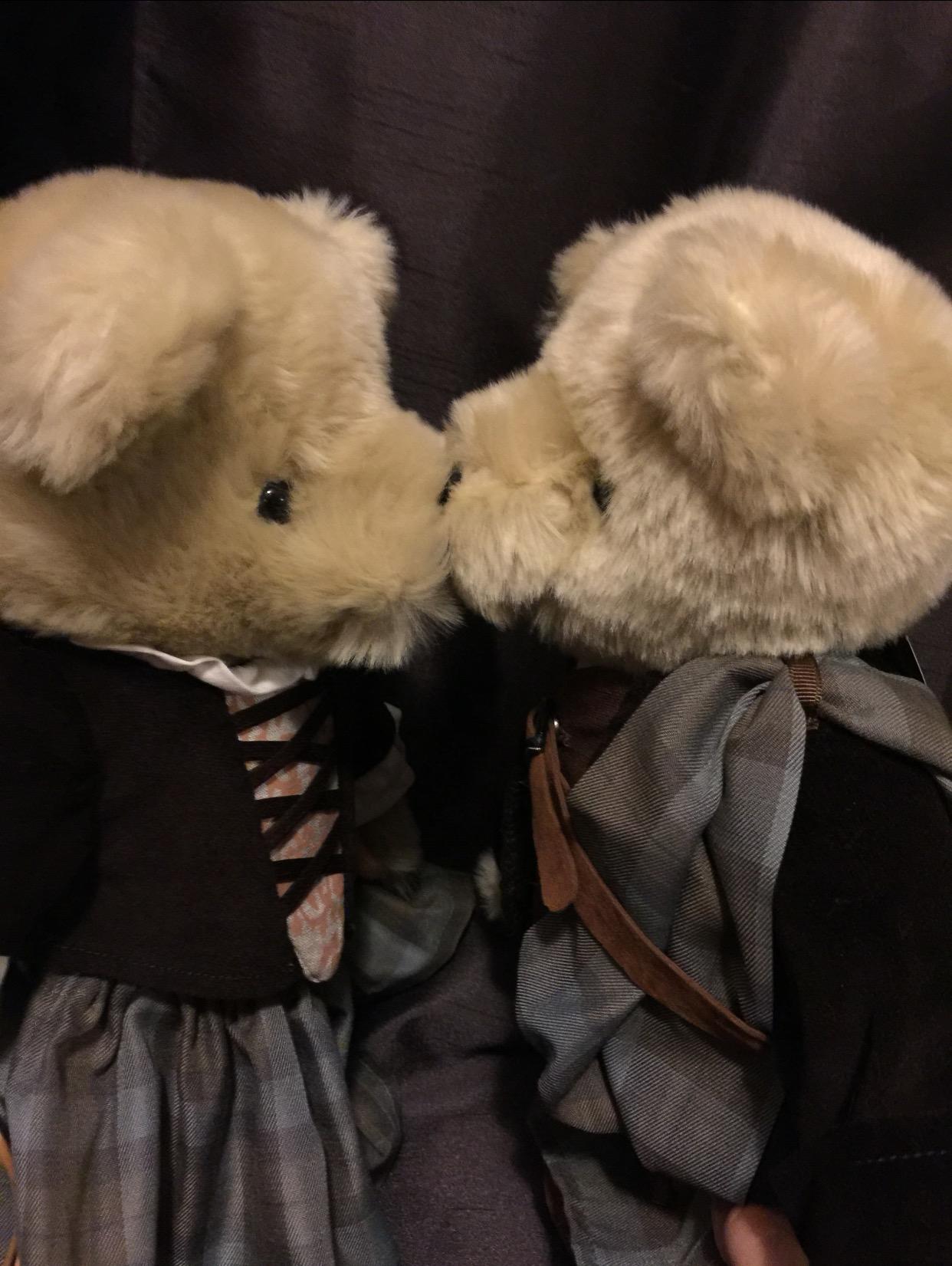 Those gorgeous 'Outlander' bears