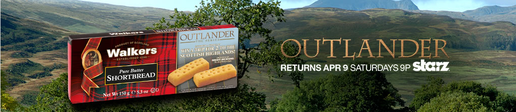 Win a trip for two to Scotland from Walkers Shortbread!