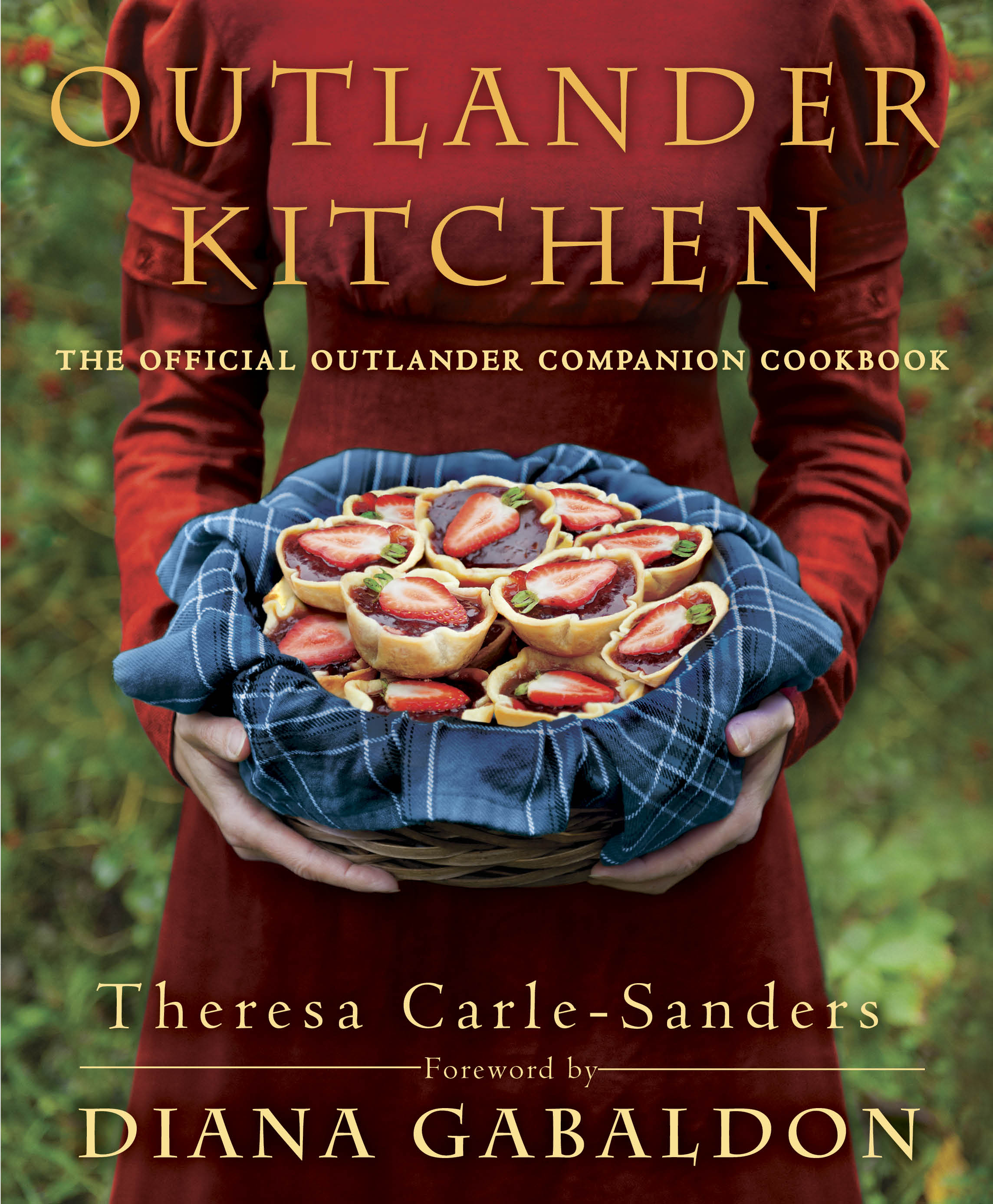 Episode 145: Theresa Carle-Sanders and The Official Outlander Companion Cookbook