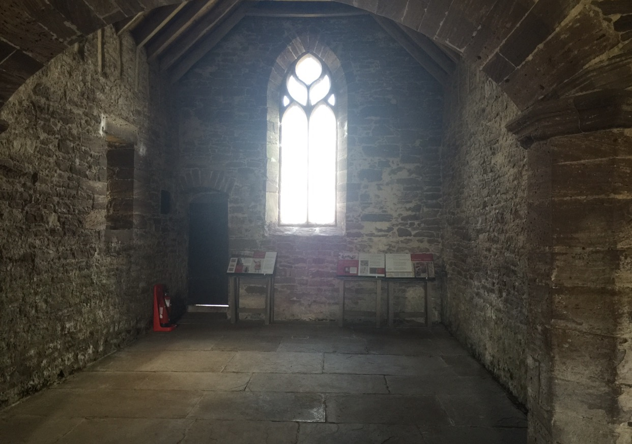 Tullibardine Chapel, Scotland ©The Outlander Podcast™