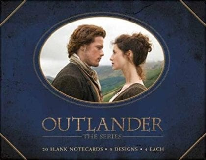 Insight Editions 'Outlander'-inspired Blank Box Notecards