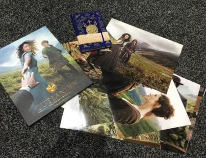 Insight Editions 'Outlander'-inspired items