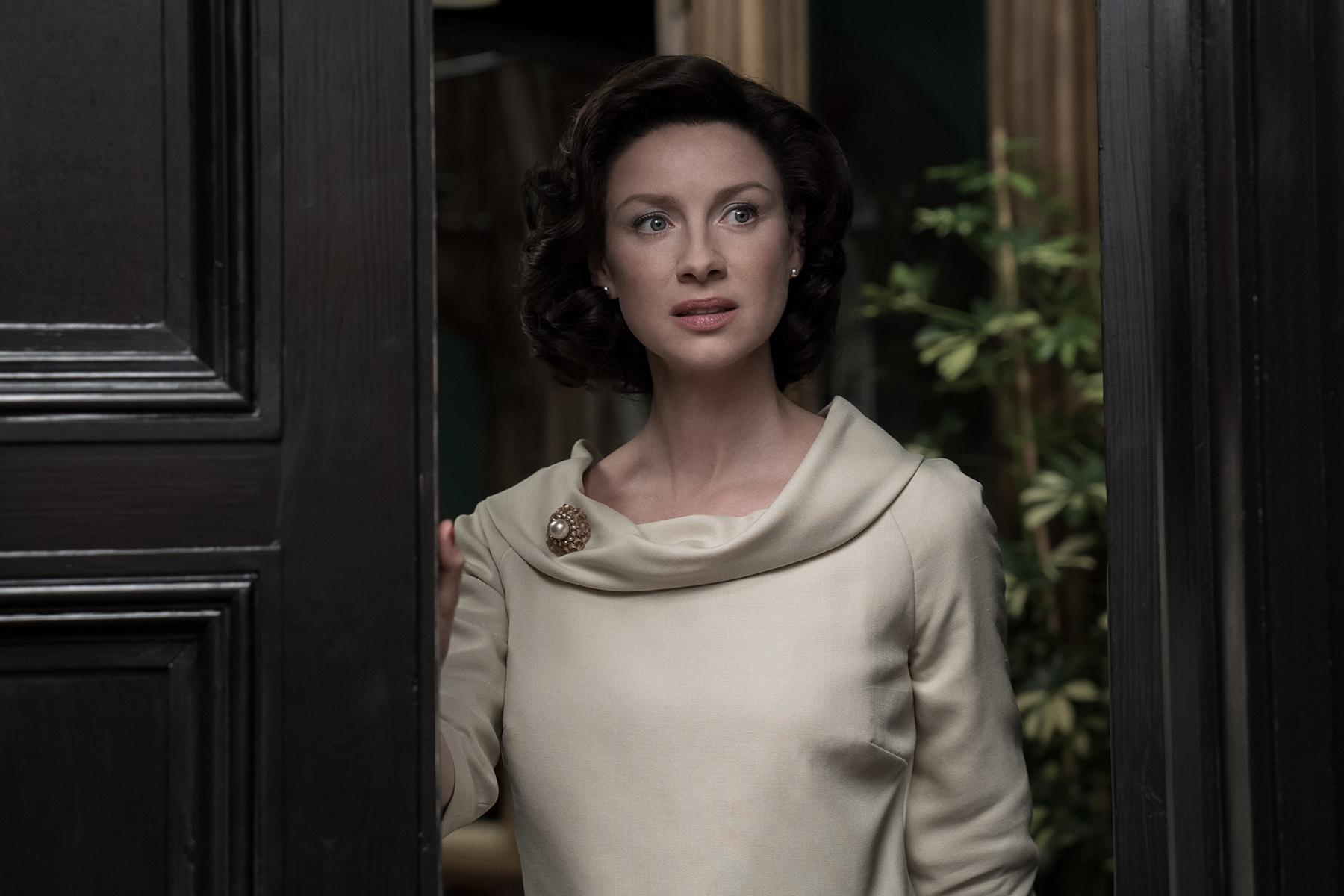 Caitriona Balfe (Claire Randall)