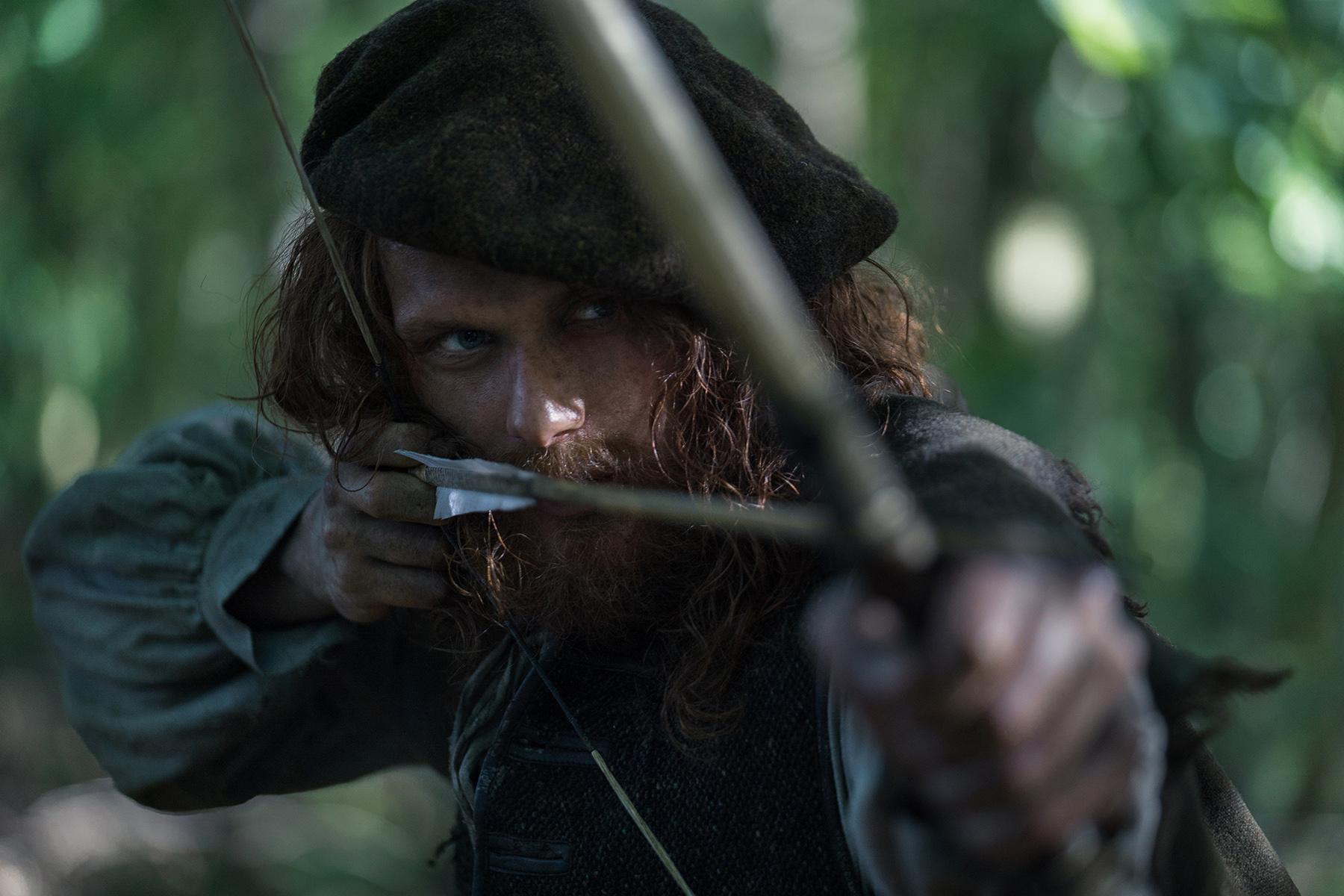 Jamie Fraser (Sam Heughan)