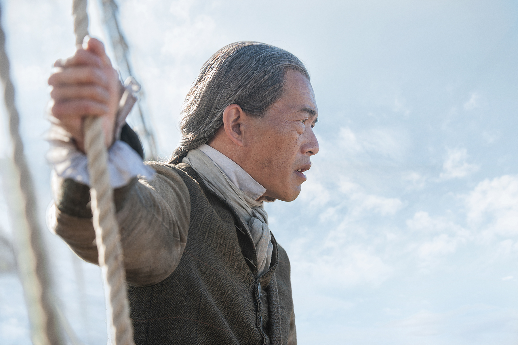 Gary Young (Yi Tien Cho, Mr. Willoughby)